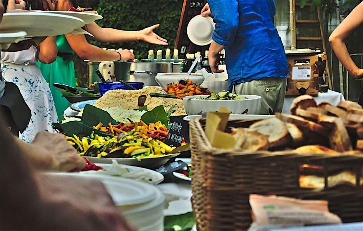 Un nuovo appuntamento per la Cena nell'Orto a Udine